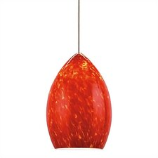 "6"" Artisan Glass Pendant Shade"