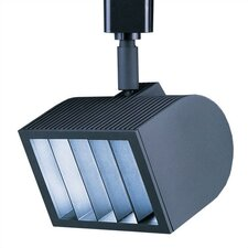 Wall Wash Luminaire Line Voltage Track Head