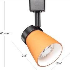Juno Miniature Luminaire Line 1 Light  Voltage Track Head