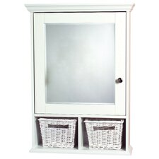 "20.75"" x 29"" Surface Mount Medicine Cabinet"