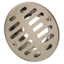 "2"" Stainless Steel Offset Shower Drain"