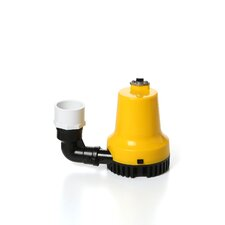 1000 GPH Battery Backup Sump Pump System