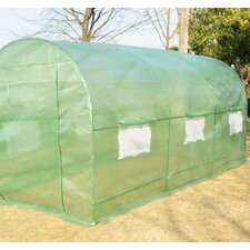 Outsunny 7' W x 15' D Greenhouse