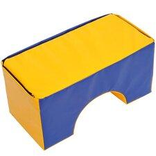 Children's Gymnastic Soft Play Bridge Mat Kids Tumbling Arch
