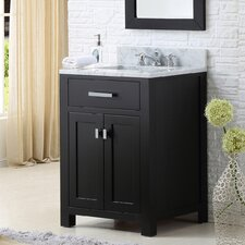 "Madison 24"" Single Bathroom Vanity Set"