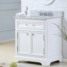 "Derby 30"" Single Sink Bathroom Vanity Set"