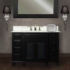 "London 48"" Single Standard Bathroom Vanity Set"