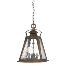 Oxford Road 4 Light Outdoor Hanging Lantern