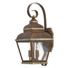 Mossoro 2 Light Wall Lantern