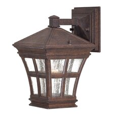 Mission Bay 1 Light Wall Lantern
