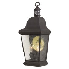 Glen Allen 2 Light Wall Lantern