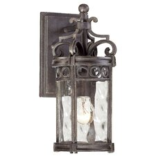 Regal Bay 1 Light Wall Lantern