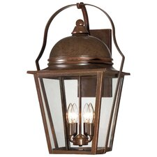 Rivendale Court 4 Light Wall Lantern