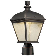 Lauriston Manor 1 Light Outdoor Post Lantern