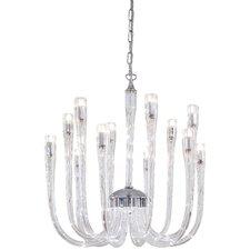 Metropolitan 12 Light Crystal Chandelier