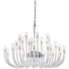 Metropolitan 32 Light Crystal Chandelier