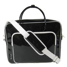 Shine Glossy Laptop Briefcase