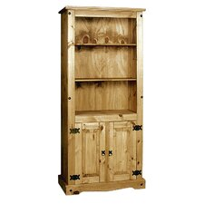 Corona Tall 177.5cm Standard Bookcase