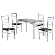 Eton Dining Table and 4 Chairs