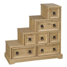 Corona Multimedia Cabinet with Library Style Drawers