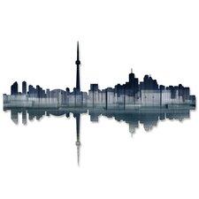 Toronto Reflection Wall Décor