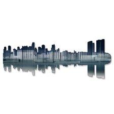 Miami Reflection Wall Décor