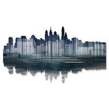 Philadelphia Reflection Wall Décor
