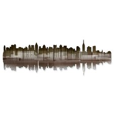New York City Reflection IV Wall Décor