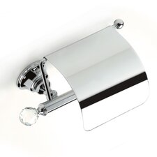 Smart Light Wall Mounted Covered Toilet Roll Holder