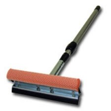 "Squeegee 8"" Metal Head With 21 - 36"" Ext Handle"