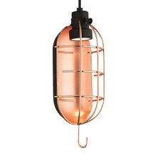 Mekanic 1 Light Mini Pendant