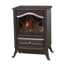 Comfort Glow Ashton 750 Square Foot Electric Stove