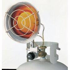 Dura Heat 1500 BTU Propane Tank Top Electric Heater