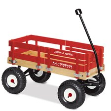 All-Terrain Cargo Wagon Ride-On