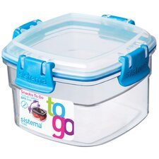 Snacks To Go Container