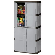 "72"" H x 36"" W x 18"" D Full Double Door Cabinet"