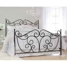 Serta Metal Panel Bed