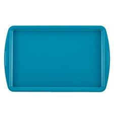 """11"""" x 17"""" Hybrid Ceramic Nonstick Bakeware Cookie Pan"""