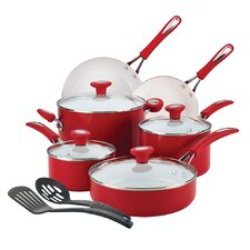 Ceramic CXi Nonstick 12 Piece Cookware Set