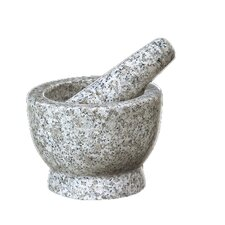 Cillo Solomon Mortar and Pestle Grinder
