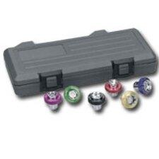 6 Pc Magnetic Drain Plug Socket Set