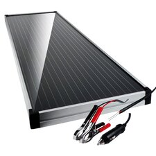 12V Solar Battery Charger and Maintainer