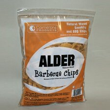 BBQ Chips Alder (2 lb) (Set of 2)