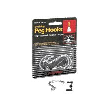 Curved Hook (Set of 8)