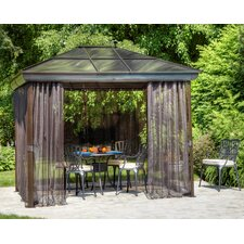 Four Season 10 Ft. W x 14 Ft. D Gazebo
