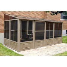 Add-A-Room 16 Ft. W x 8 Ft. D Gazebo