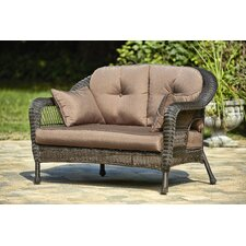 Double Lounge Chair with Cushion