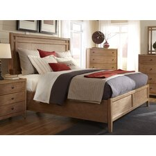 Natural Elements King Panel Bed