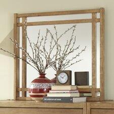 Natural Elements Rectangular Dresser Mirror