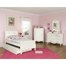 Summerset Sleigh Customizable Bedroom Set